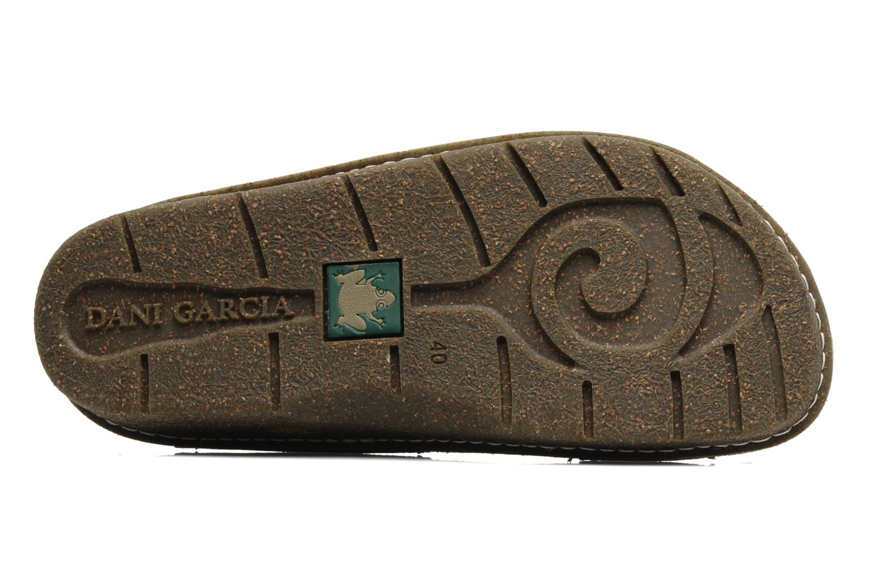 Sandales et nu-pieds El Naturalista Contradicion EL n°220 Marron vue haut