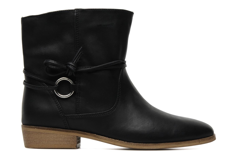 Bottines et boots Georgia Rose Gioris Noir vue derrière