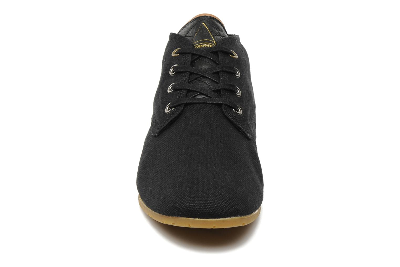 Sneaker Eleven paris Basic Colors H schwarz schuhe getragen