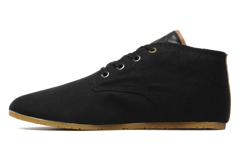 Sneaker Eleven paris Basic Colors H schwarz ansicht von vorne
