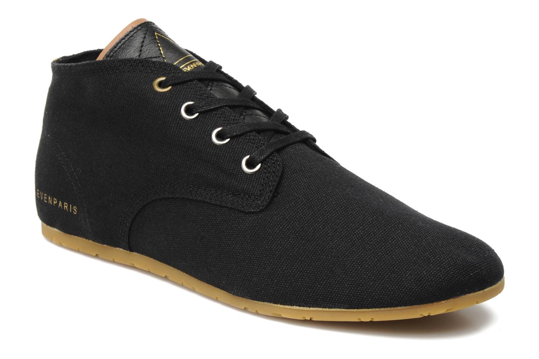 Sneaker Eleven paris Basic Colors H schwarz detaillierte ansicht/modell
