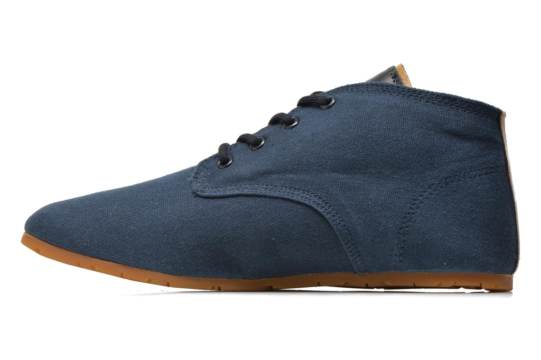 Sneakers Eleven paris Basic Colors H Blauw voorkant