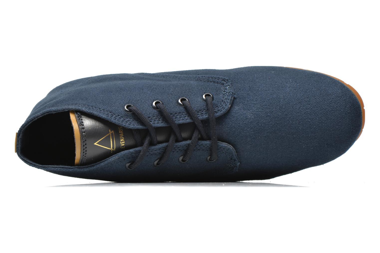 Sneakers Eleven paris Basic Colors H Blauw links