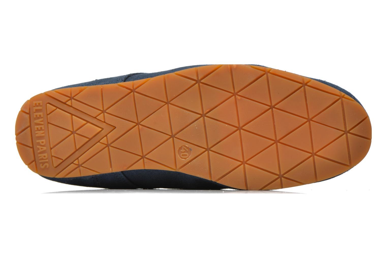Sneakers Eleven paris Basic Colors H Blauw boven