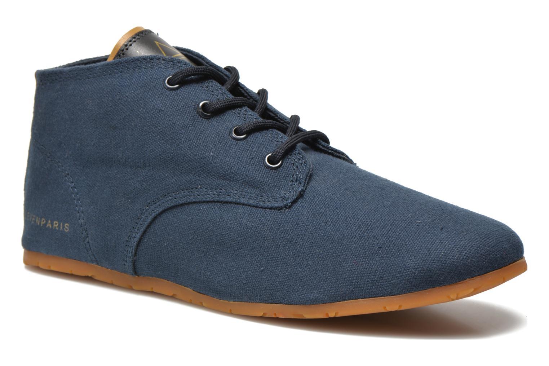 Sneakers Eleven paris Basic Colors H Blauw detail