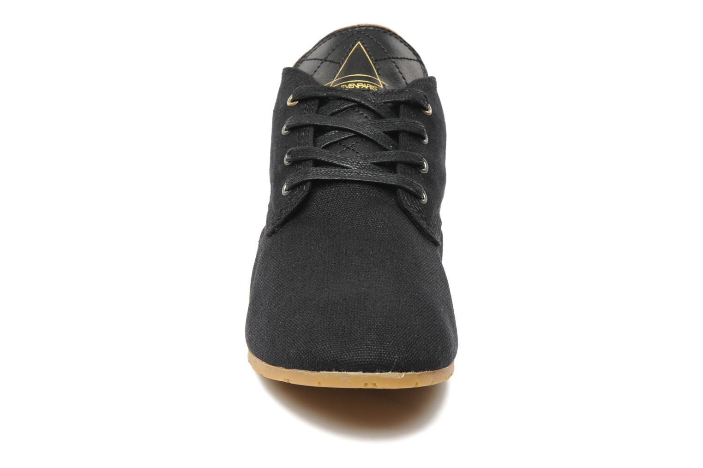 Sneaker Eleven paris Basic Colors F schwarz schuhe getragen
