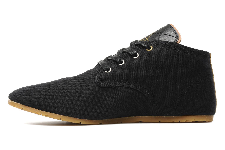 Sneaker Eleven paris Basic Colors F schwarz ansicht von vorne