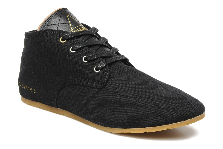 Sneaker Eleven paris Basic Colors F schwarz detaillierte ansicht/modell