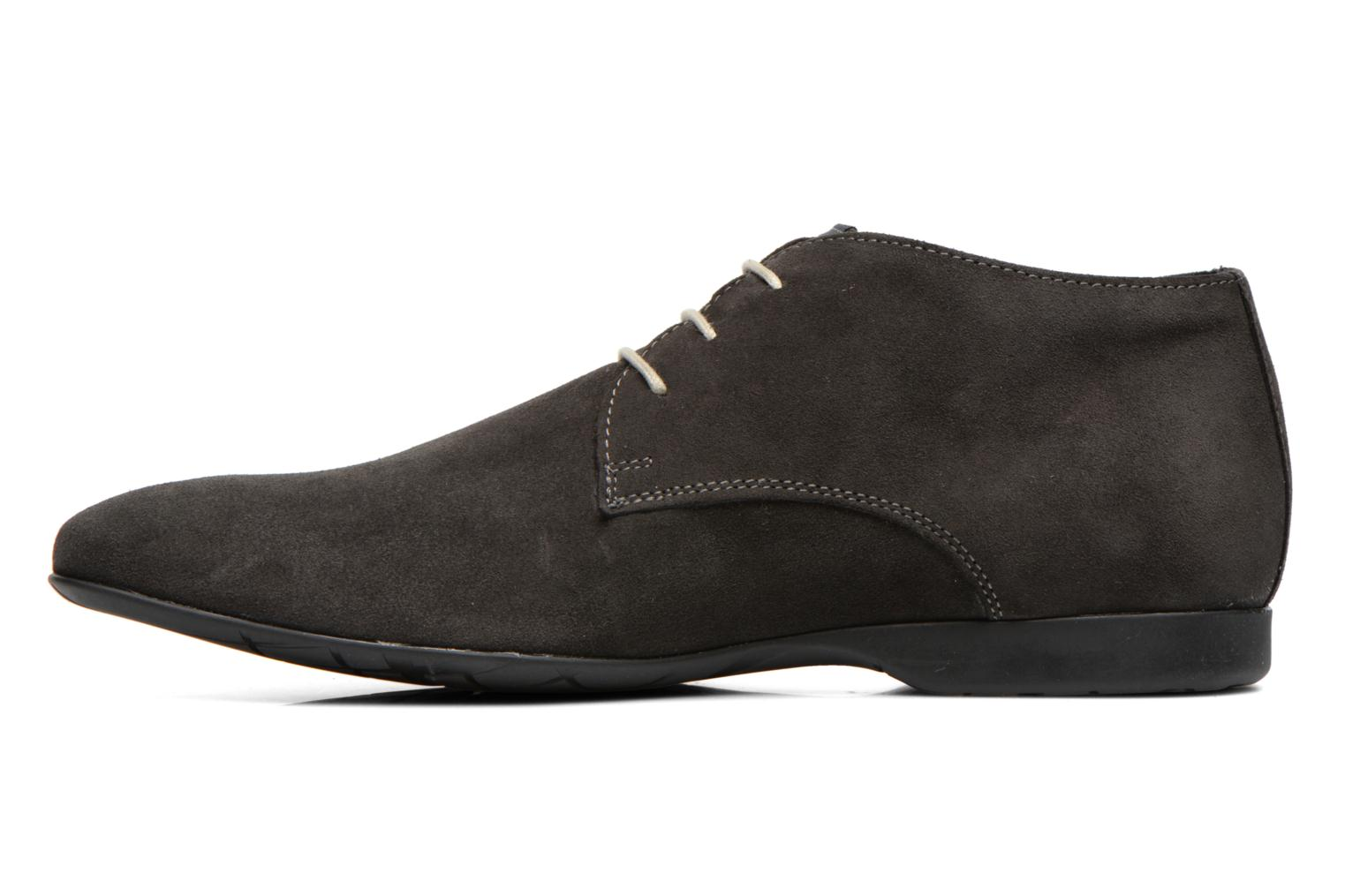 Lace-up shoes Marvin&co Nathanael Grey front view