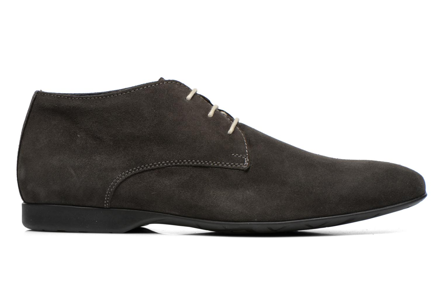 Lace-up shoes Marvin&co Nathanael Grey back view