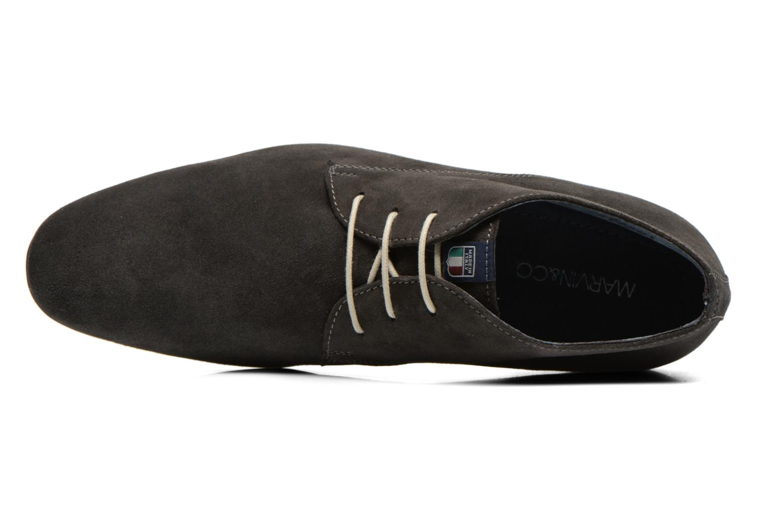 Lace-up shoes Marvin&co Nathanael Grey view from the left