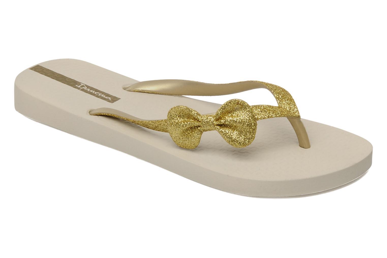Zehensandalen Ipanema Lolita Fem gold/bronze detaillierte ansicht/modell