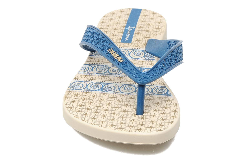 Slippers Ipanema Ethnic Thong Fem Blauw model