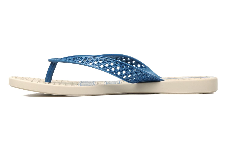 Slippers Ipanema Ethnic Thong Fem Blauw voorkant