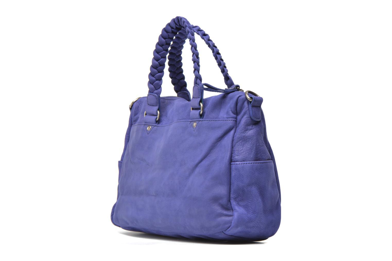 Handtassen Nat & Nin Hollie Blauw rechts
