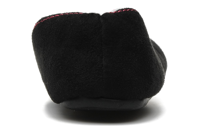 Pantoffels Dim D Odette Zwart rechts