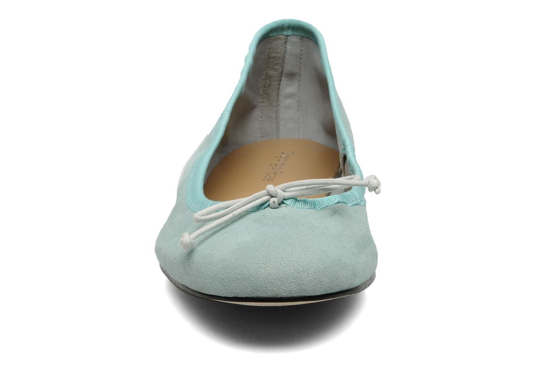 Ballerines Georgia Rose Fancine Vert vue portées chaussures