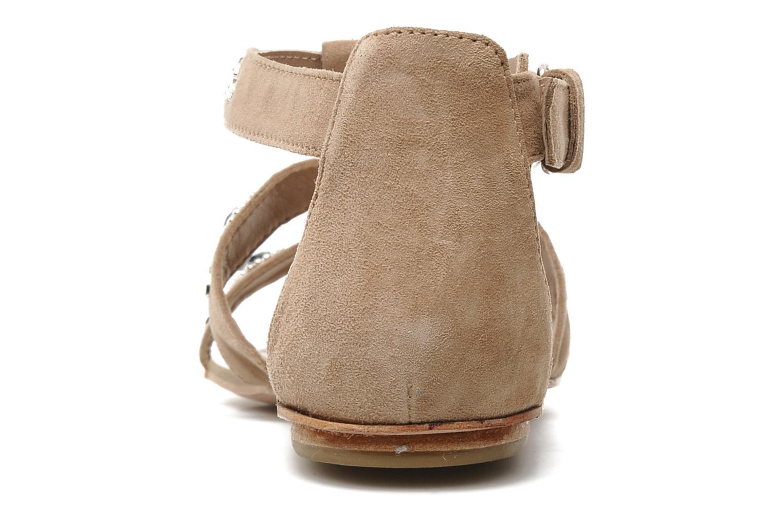 Sandales et nu-pieds Geox D SWEETNESS B Rose vue droite