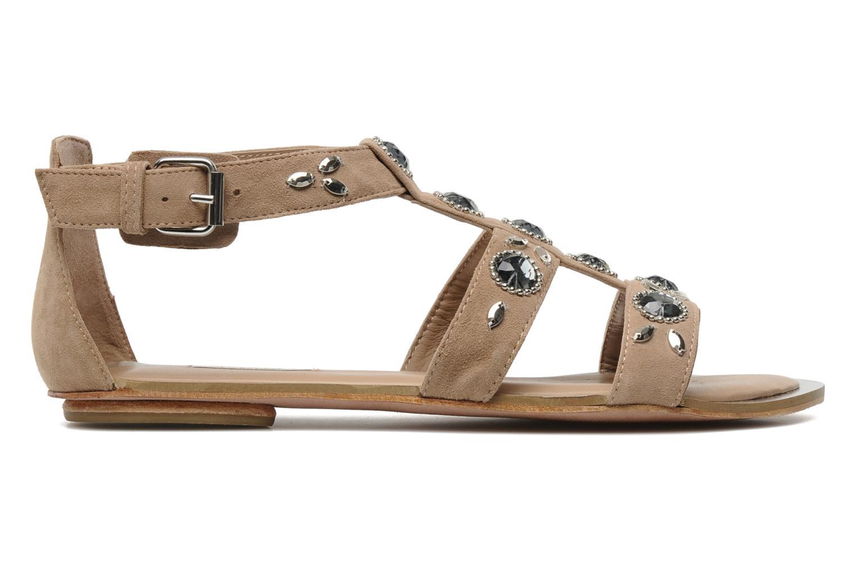 Sandales et nu-pieds Geox D SWEETNESS B Rose vue derrière