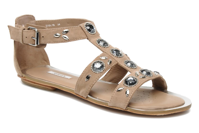 Sandales et nu-pieds Geox D SWEETNESS B Rose vue détail/paire
