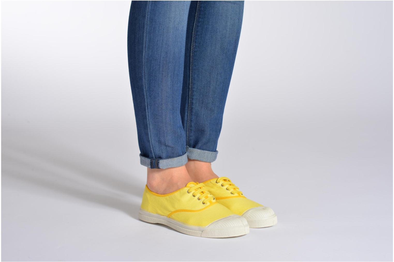 Sneakers Bensimon Tennis Colorpiping Oranje onder