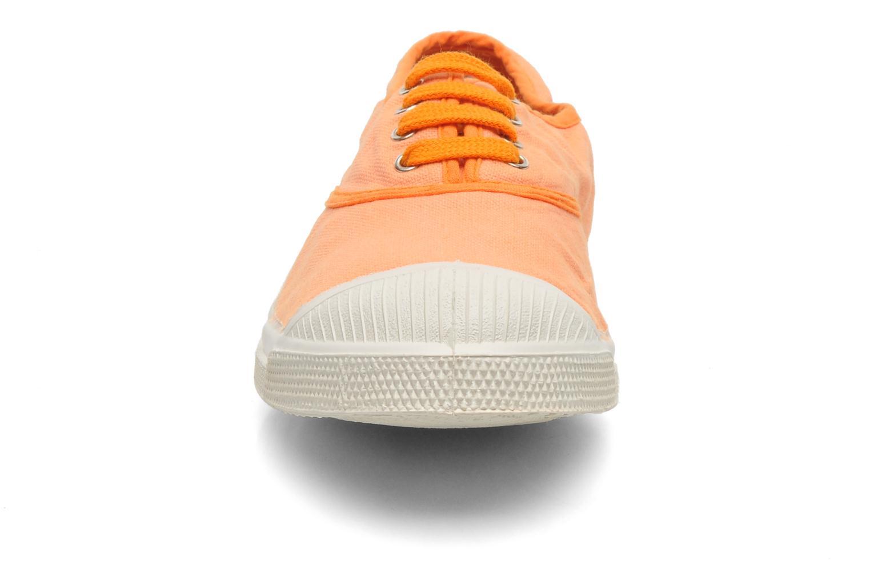 Sneakers Bensimon Tennis Colorpiping Oranje model