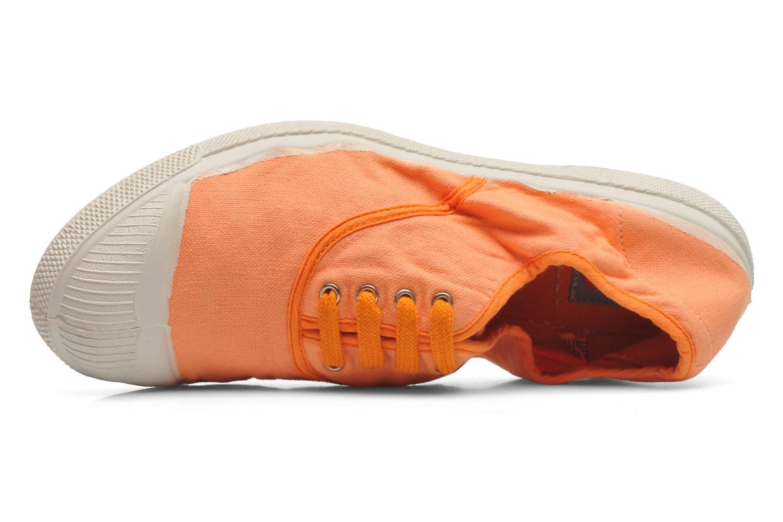 Sneakers Bensimon Tennis Colorpiping Oranje links