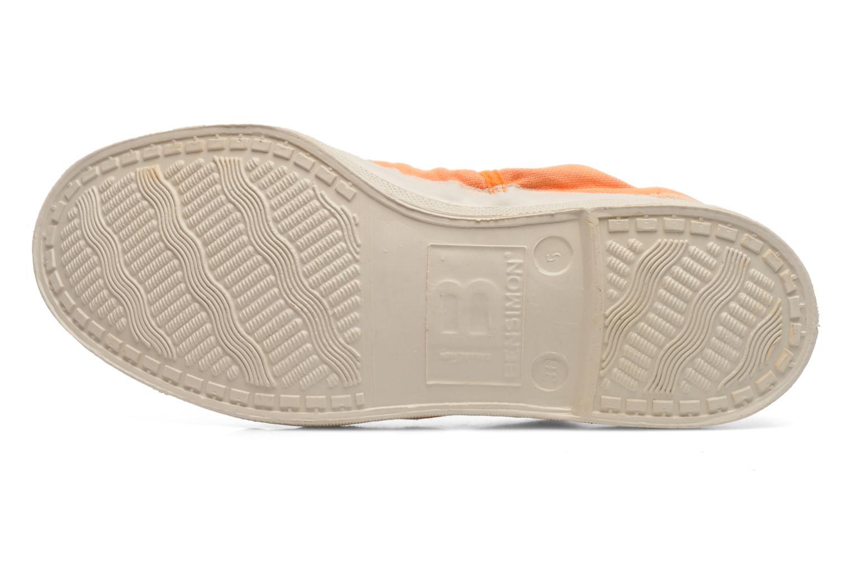 Sneakers Bensimon Tennis Colorpiping Oranje boven