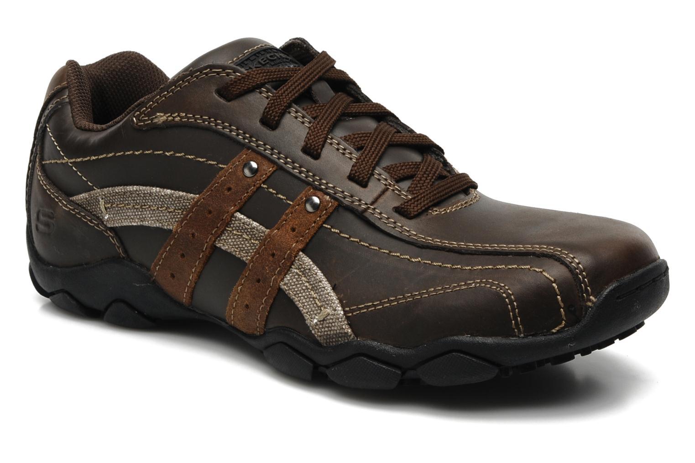 Sneaker Skechers Diameter Blake 63385 braun detaillierte ansicht/modell