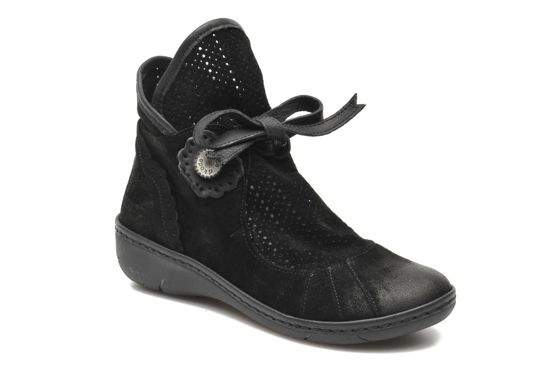 Bottines et boots Dkode Napini 2 Noir vue 3/4