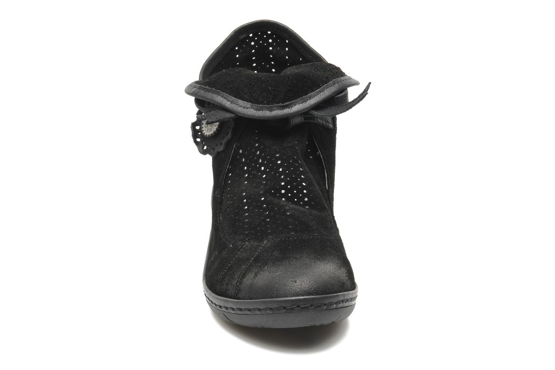 Bottines et boots Dkode Napini 2 Noir vue portées chaussures