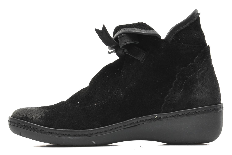 Bottines et boots Dkode Napini 2 Noir vue face