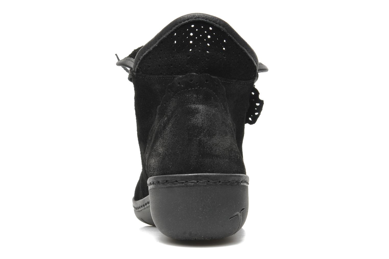 Boots en enkellaarsjes Dkode Napini 2 Zwart rechts