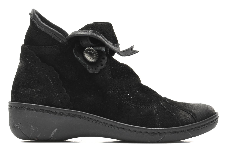 Boots en enkellaarsjes Dkode Napini 2 Zwart achterkant