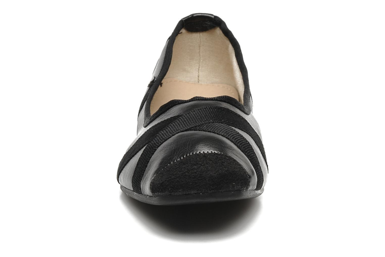 Ballerinas Eclipse Ballerine Danseuse schwarz schuhe getragen