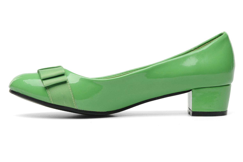 Ballerine Clémence Vert