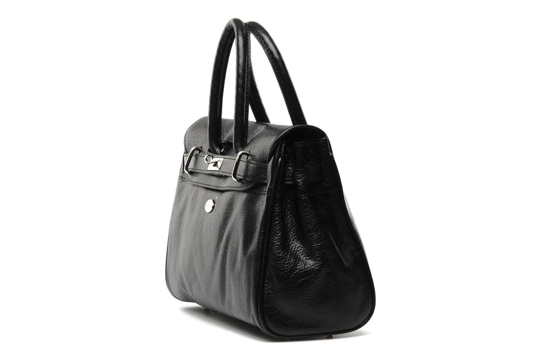 Handtaschen Mac Douglas BUFFLE Pyla Buni XS schwarz schuhe getragen