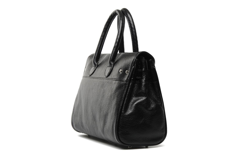 Handtaschen Mac Douglas BUFFLE Pyla Buni XS schwarz ansicht von rechts