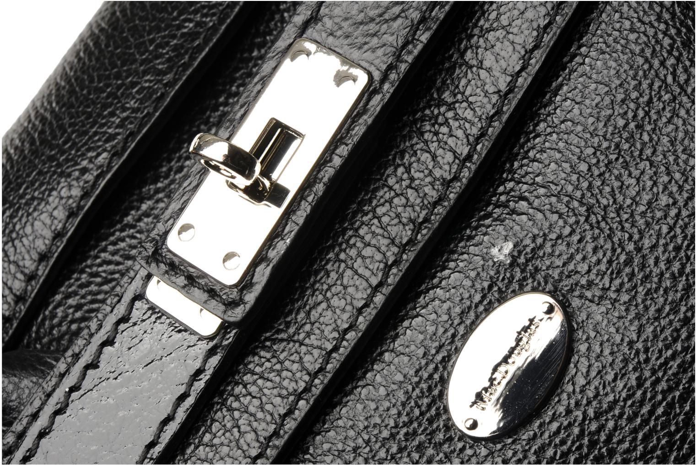 Handtaschen Mac Douglas BUFFLE Pyla Buni XS schwarz ansicht von links
