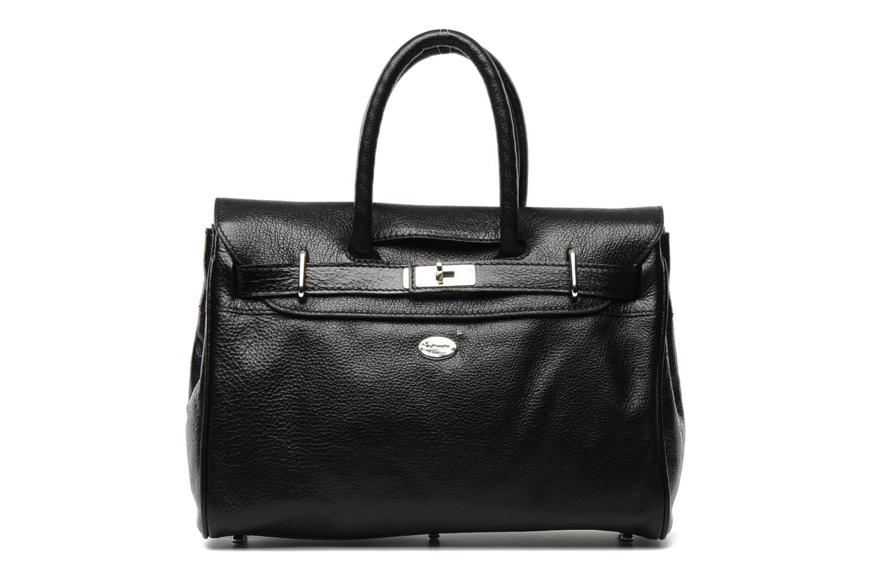 Handtaschen Mac Douglas BUFFLE Pyla Buni XS schwarz detaillierte ansicht/modell