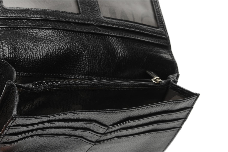 Petite Maroquinerie Mac Douglas BUNI Gondole Portefeuille Noir vue derrière