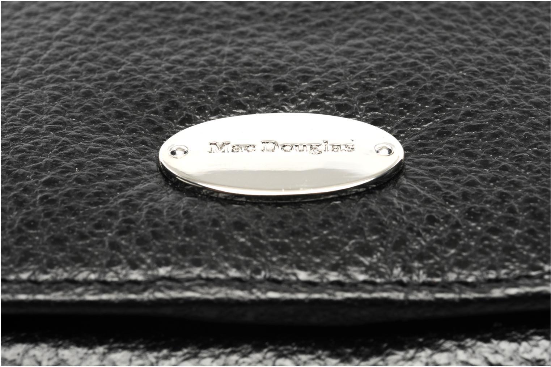 Petite Maroquinerie Mac Douglas BUNI Gondole Portefeuille Noir vue gauche