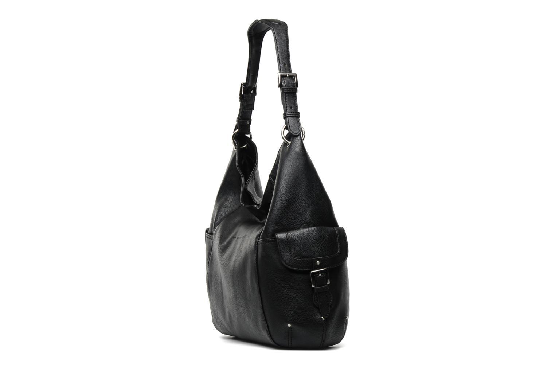 Handtaschen Mac Douglas SAFARI Romuald M schwarz schuhe getragen