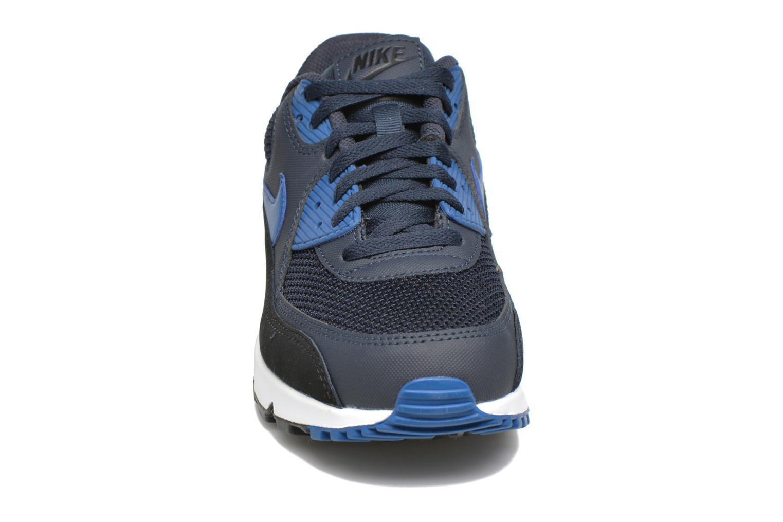 Sneaker Nike Nike Air Max 90 Essential blau schuhe getragen