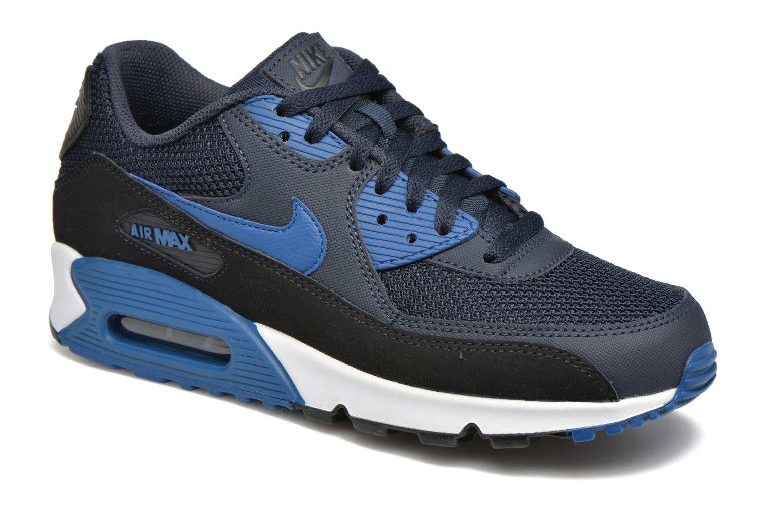 Nike Air Max 90 Essential Dark Obsidian/Court Blue-Black-White
