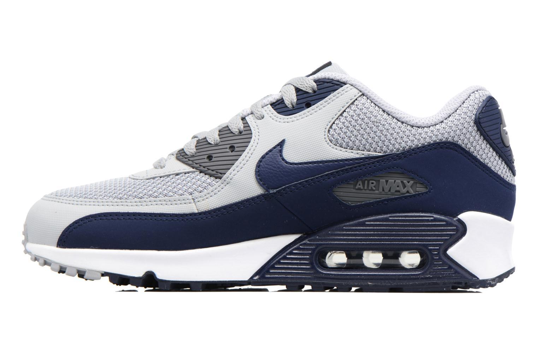 Sneaker Nike Nike Air Max 90 Essential grau ansicht von vorne