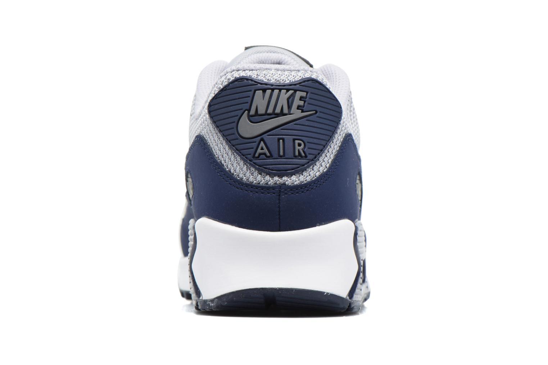 Sneaker Nike Nike Air Max 90 Essential grau ansicht von rechts