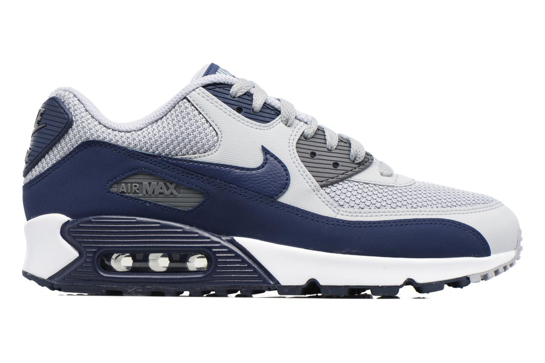 Sneaker Nike Nike Air Max 90 Essential grau ansicht von hinten