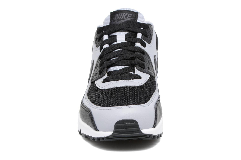 Deportivas Nike Nike Air Max 90 Essential Negro vista del modelo