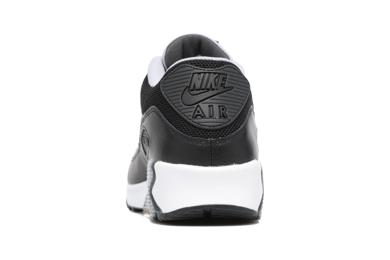 Deportivas Nike Nike Air Max 90 Essential Negro vista lateral derecha